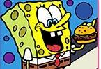 Spongebob Burger Online Coloring