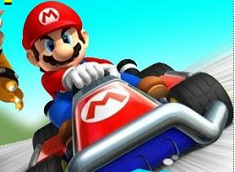 Mario Speed Racer