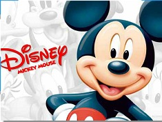 Happy Mickey Mouse Puzzle