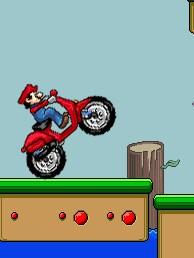 Mario Motorbike 3 Game