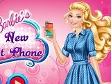 Barbie's New Smart Phone