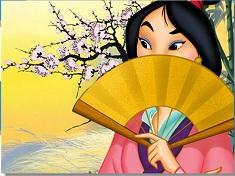 Beautiful Mulan Puzzle