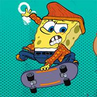 Spongebob Pro Sk8r Game