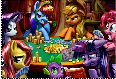 My Little Pony Realistic Puzzle