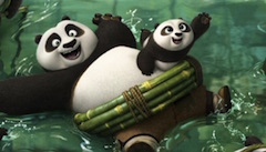 Kung Fu Panda Spot The Letters