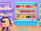 Panda Family Manager Supermarket