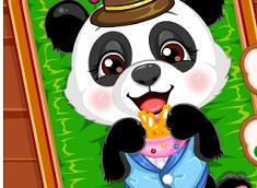 Panda Pampering Shopping